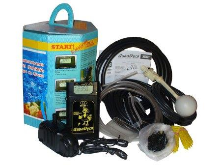 Аквадуся - автоматическая система микрокапельного полива для теплиц
