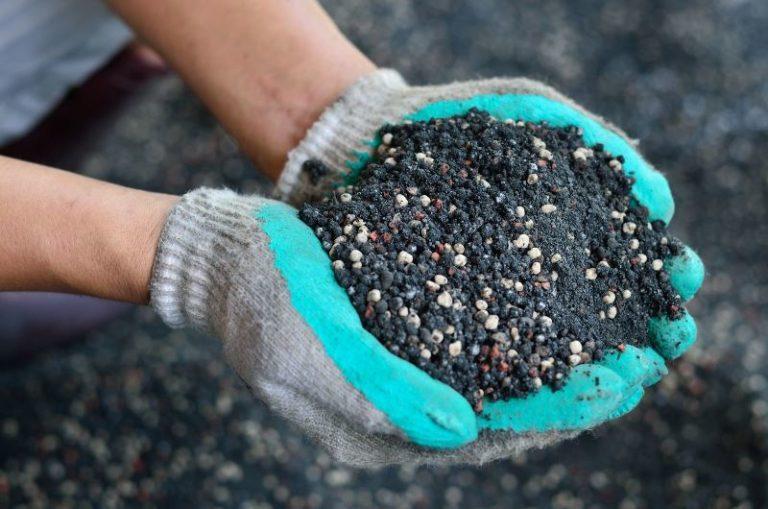 Первый подкорм растений нужен для ускорения роста зеленой ботвы и проводится азотными удобрениями