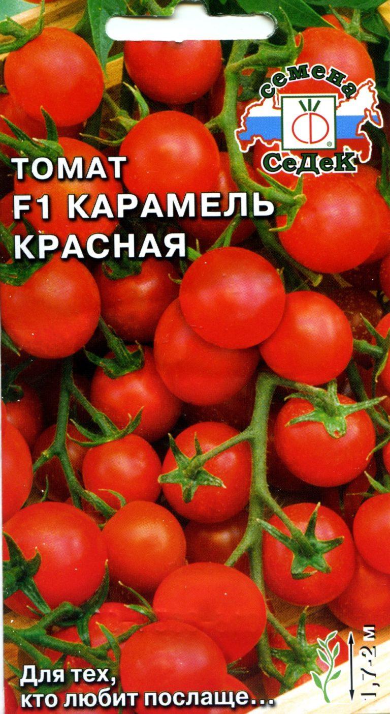Томат «карамель красная» — вид гибридных томатов