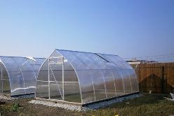 «Уральская усадьба» - это надежный российский производитель теплиц для сада и дачи