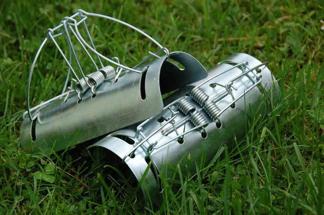На сегодняшний день наиболее эффективным методом борьбы с кротами является использование специальных ловушек