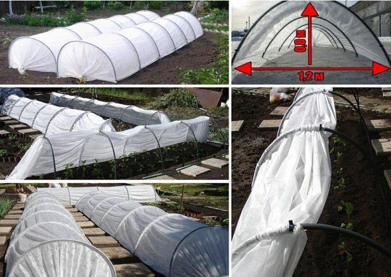 Подснежник — простая и удобная конструкция для выращивания урожая