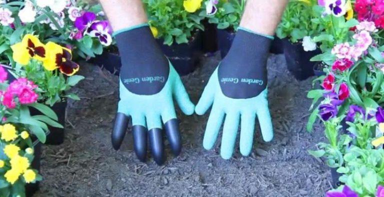 Материал перчаток 3G: резина и полиэстер. Коготь изготавливается из высококачественного и прочного ABS-пластика