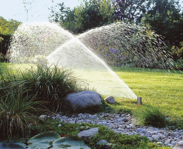 Система полива цветов из капельницы
