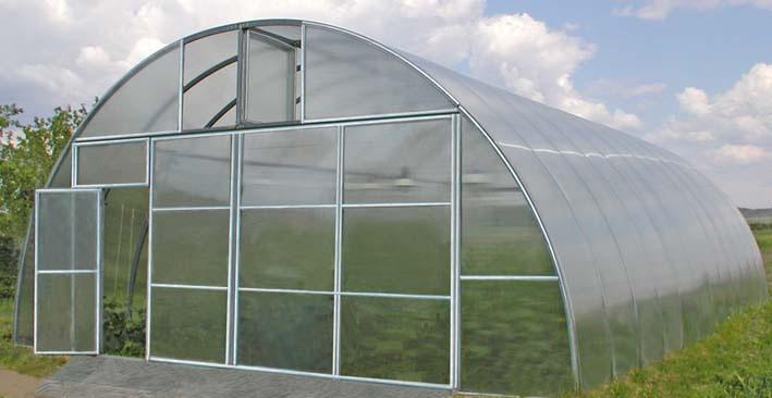 Особенно радует фермеров возможность вырастить овощные культуры при любых погодных условиях
