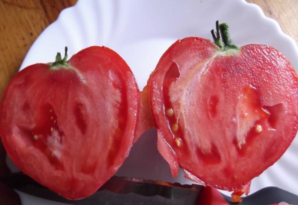 """Наибольший спрос садоводов имеют семена """"бычье сердце"""" розовое"""