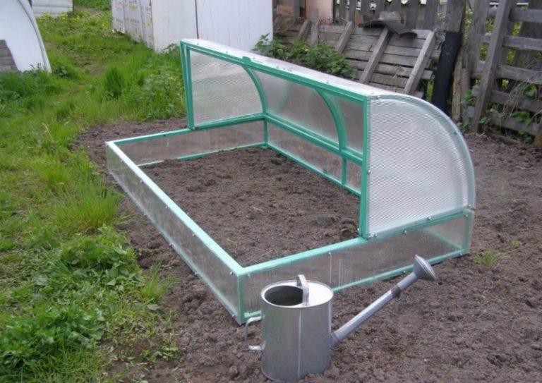 Использование портативных парников — разумный вариант для садоводов, планирующих незначительный объем работы на участке