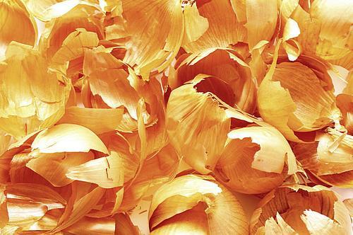 Луковая шелуха может послужить отличным удобрением