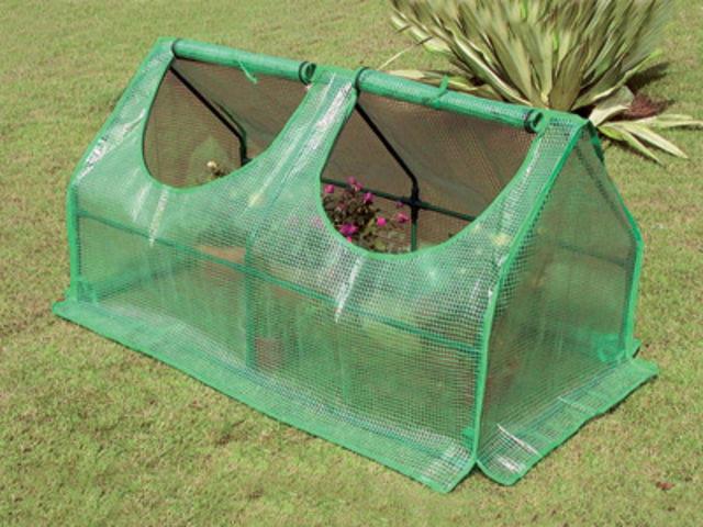 Парник Frut — это отличный выбор для сезонного использования в саду и огороде