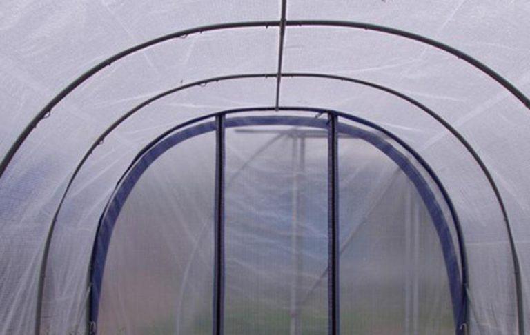 Каркас Светлицы состоит из рамочного основания и арок