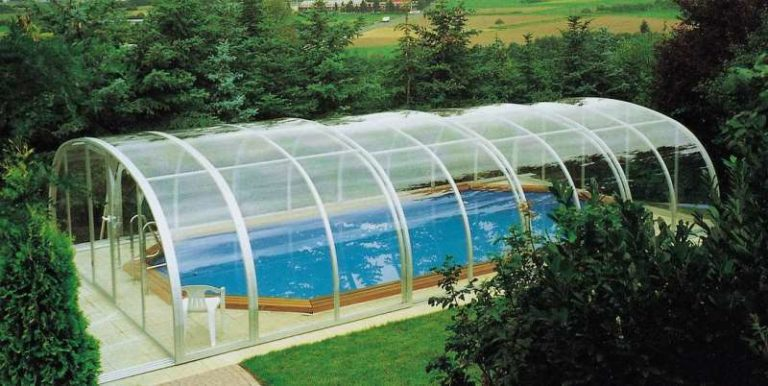 Как сделать бассейн в теплице