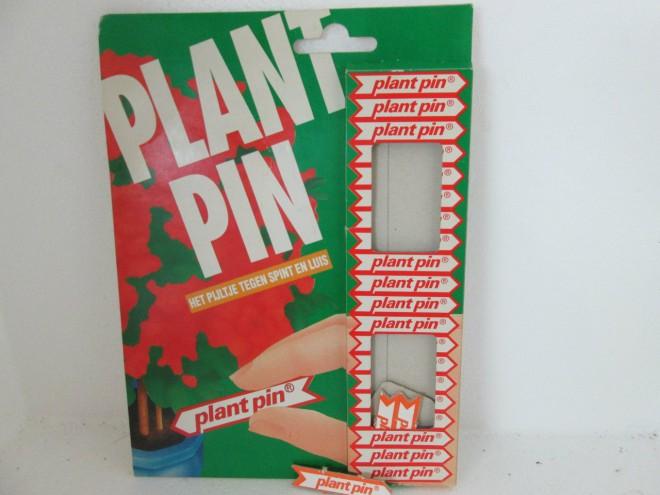 «Плант-пин» — универсальное средство