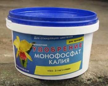 Внекорневая подкормка томатов монофосфатом калия