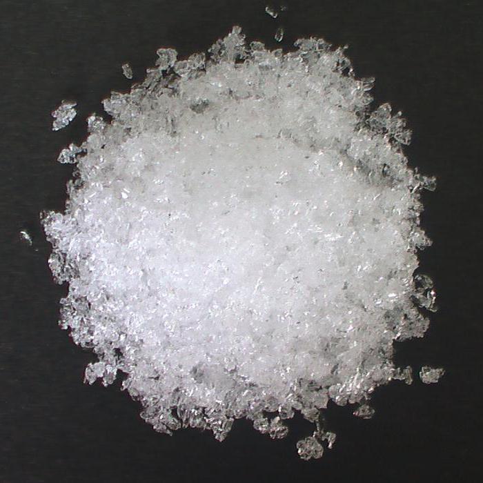 Калиевая соль ортофосфорной кислоты имеет кислый pH