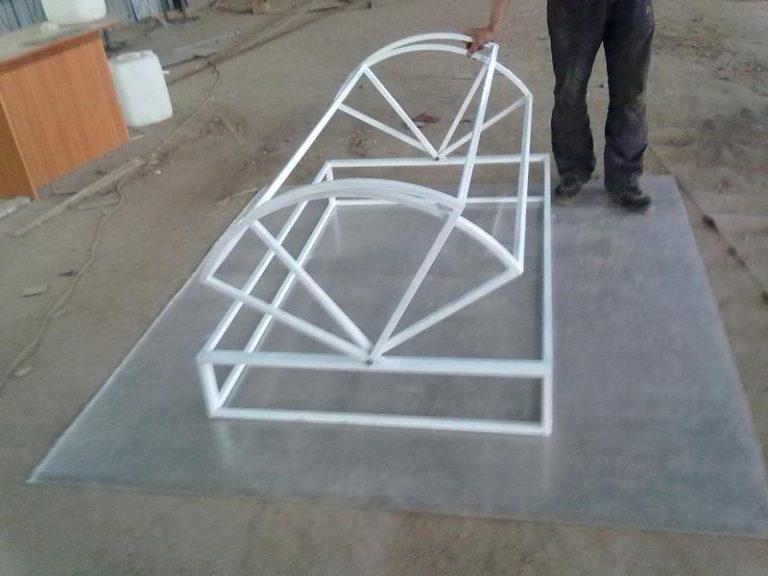 Небольшая стоимость — так как для создания такой конструкции нужно по минимуму материалов, то цена будет сравнительно небольшой