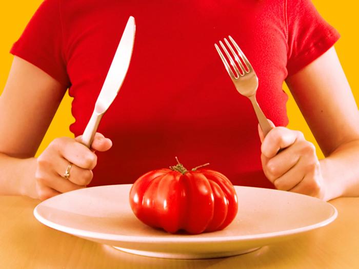 Помидоры являются неотъемлемой частью здорового питания
