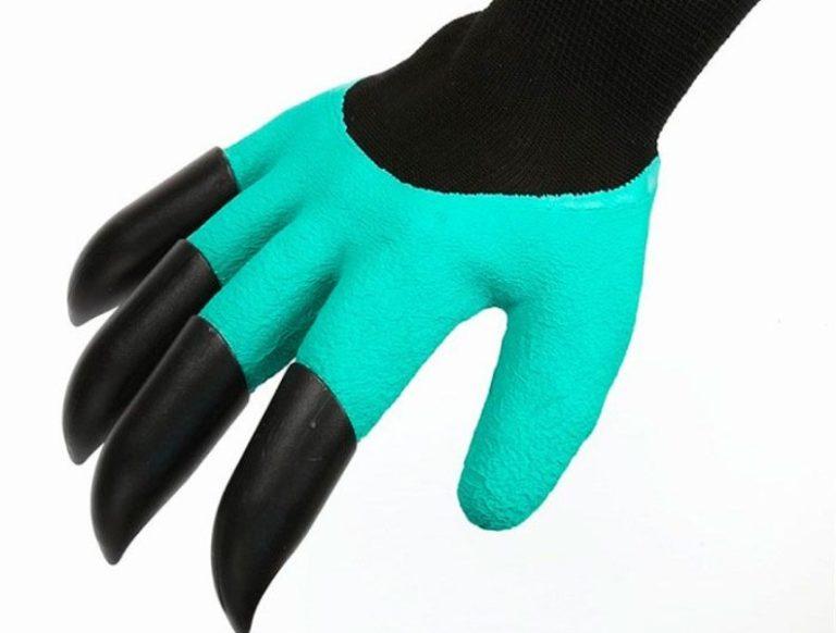 Уникальные перчатки Garden Genie для работы в саду и огороде становятся все популярнее среди дачников и огородников