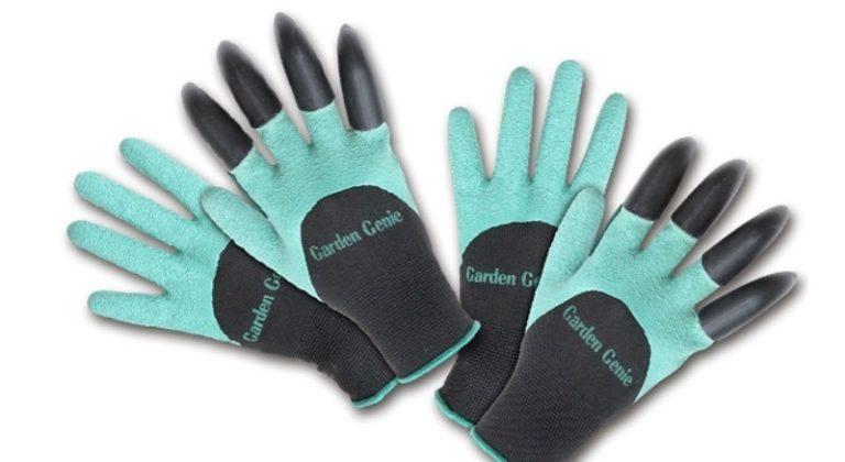 Материалы для изготовления садовых перчаток Garden Genie обладают многими уникальными свойствами. Одно из них - эластичность