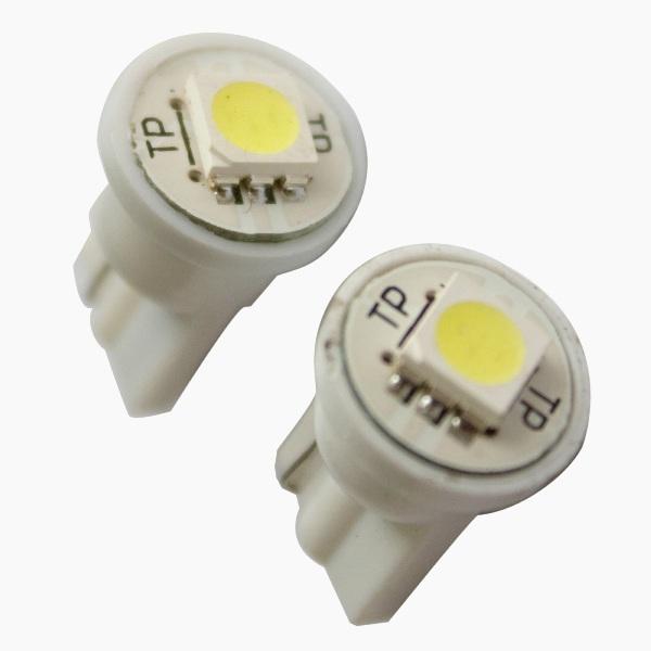 Принцип работы обычного светодиода очень прост