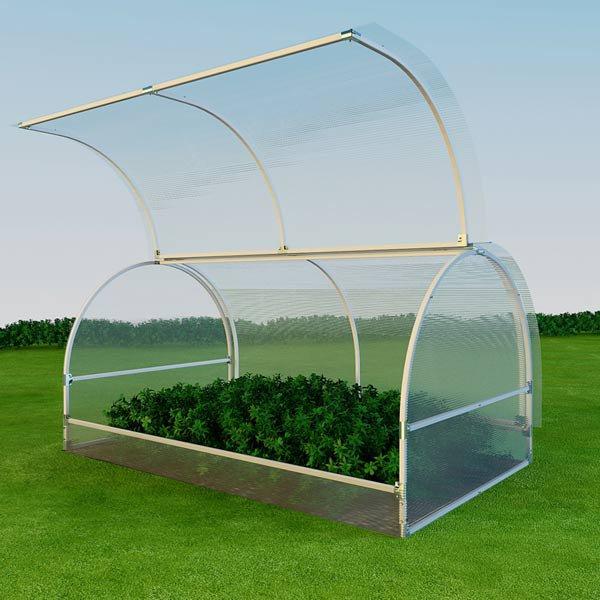 Парник — это относительно небольшое сооружение для низкорослых овощей, которое без проблем может соорудить любой дачник