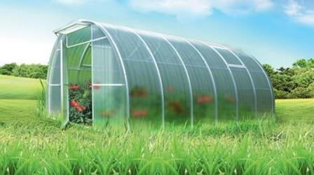 Теплицы Уралочка - удачный выбор профессиональных и начинающих овощеводов