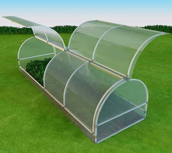 Многие садоводы мечтают сделать небольшие парники для дачи или теплицу