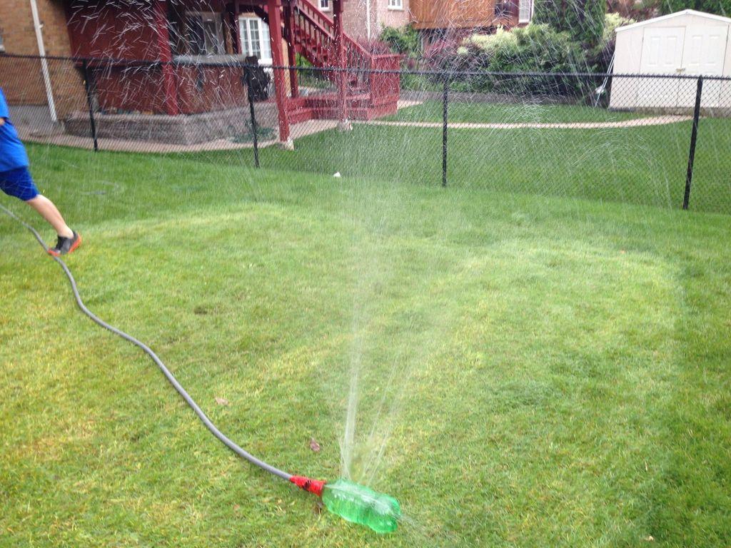 Автоматический полив на огороде своими руками